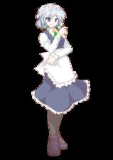 159px-TLC Sakuya Izayoi
