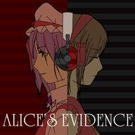 Alice's evidence cover