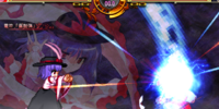 Scarlet Weather Rhapsody: Iku Nagae's Player Spellcards