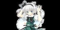 Touhou Pocket Wars EVO: Youmu