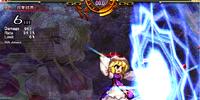 Scarlet Weather Rhapsody: Yukari Yakumo's Player Spellcards