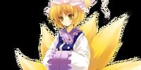 Touhou Pocket Wars EVO: Ran