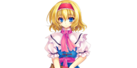 Touhou Pocket Wars EVO: Alice