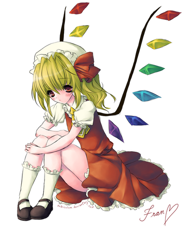 File:Lonely flandre scarlet is lonely by subiculum-d5o08j3.png