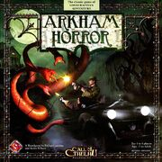 Arkham Horror revised box