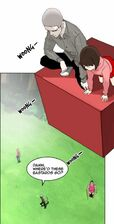 Akraptor and Miseng Floating Above Enemies