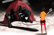 Androssi vs bull