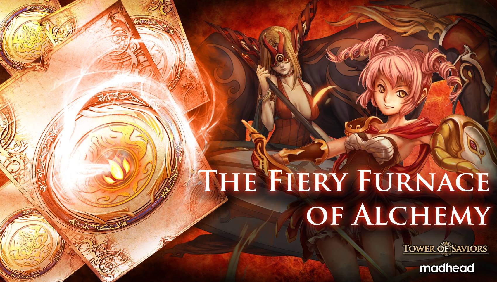 Fire Week』] Thetis the Willful Shield & Poppy the Armed