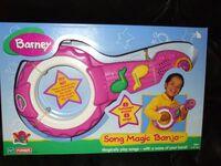 Barney Song Magic Banjo