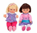 You & Me Friends Hide and Seek Dolls