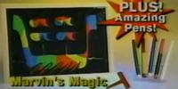 Marvin's Magic Drawing Board