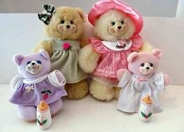 Briarberry bears