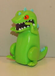 Burger King Reptar toy
