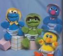 Sesame Street Toddlers