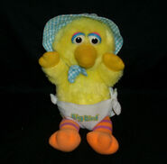 Baby Big Bird doll