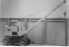 JONES KL66 Crane