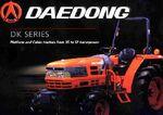 Daedong DK50 MFWD