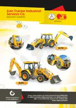ITMCO BL750 backhoe & BL850 backhoe (ITISCO) - 2015