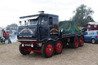 Sentinel no. 9105 S8 Waggon - UJ 3652 at Barleylands 09 - IMG 8648