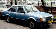 Mazda 323 Notchback