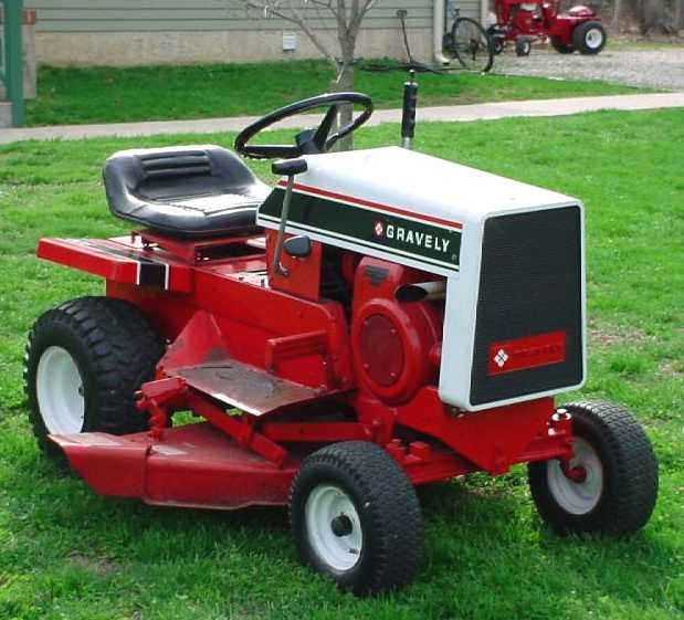 Gravely 408 Tractor Amp Construction Plant Wiki Fandom