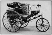 Motorwagen Serienversion
