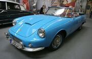 Panhard DB Le Mans - 2 cyl - 850 ccm - 60 PS - 1960 - 1