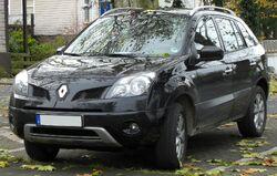 Renault Koleos (seit 2008) front-1 MJ