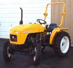 Jinma 284 MFWD (yellow) - 2002