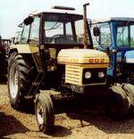 Leyland 802 (yellow)