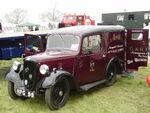 Austin 7 Ruby van - HPG 98 at Rushden 08 - P5010266
