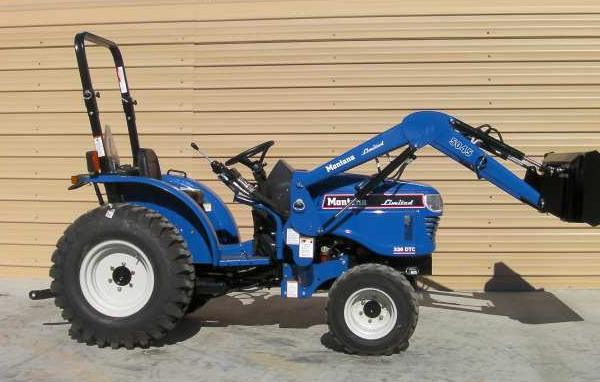 Category Montana Limited Tractors By Farmtrac Tractor - Www