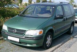 Opel Sintra front 20071011