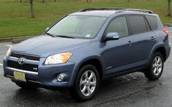 2010 Toyota RAV4 Limited -- 12-12-2010 2