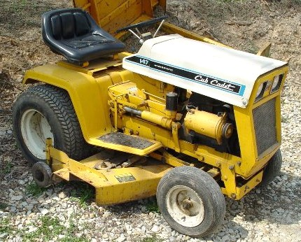 International Cub Cadet 147 Tractor Construction Plant Wiki
