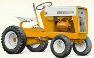 International Cub Cadet 71
