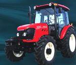 Kukje 9205 MFWD-2009