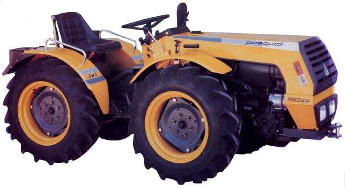Pasquali 980 ed tractor construction plant wiki fandom powered by wikia - Pasquali espana ...
