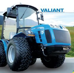 BCS Valiant 650 AR MFWD - 2010