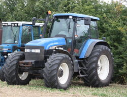 New Holland TM130 - Maldon Essex 11 - IMG 4993-crop