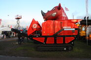 Red Rhino 7000 crusher at Lamma 2012 - IMG 3542