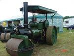 Aveling-Barford? roller at Belvoir 08 - DSC01217