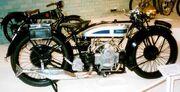 Douglas EW Sport 600 cc 1927