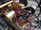 Benz Patent Motorwagen Engine