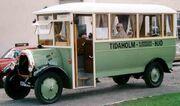 Tidaholm TSLO Bus 1925