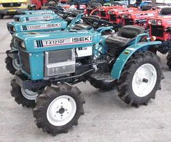 Iseki TX1210F MFWD