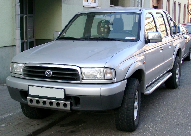 Mazda B