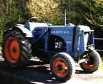 Hanomag R 35 - 1956