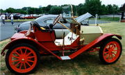 1910 Hudson Model 20 Roadster red ny