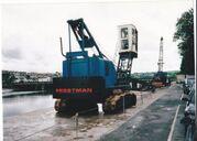 Priestman MC400 Excavator
